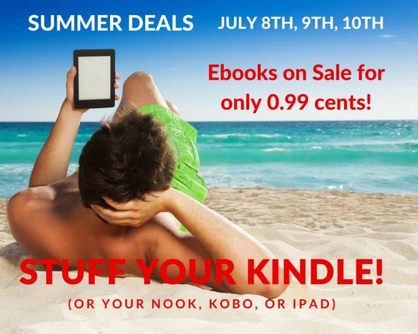 Stuff Your Kindle July 2015